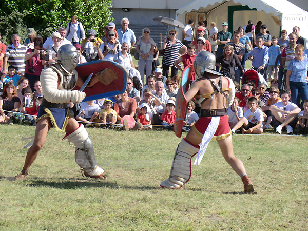 Gladiateurs Ars Dimicandi et Pax Augusta 1