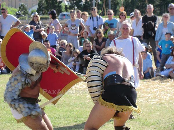 Gladiateurs Ars Dimicandi et Pax Augusta 10