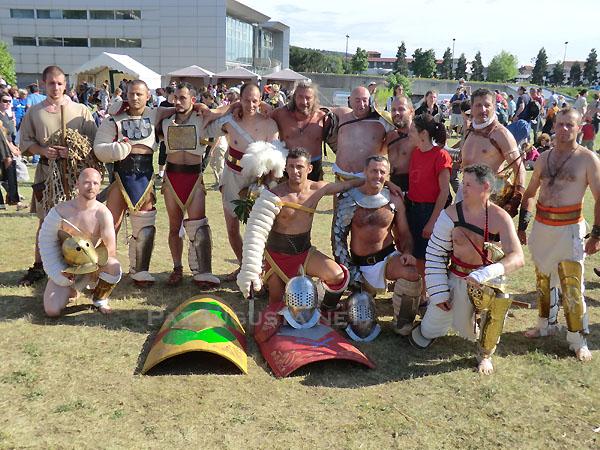 Gladiateurs Ars Dimicandi et Pax Augusta 11