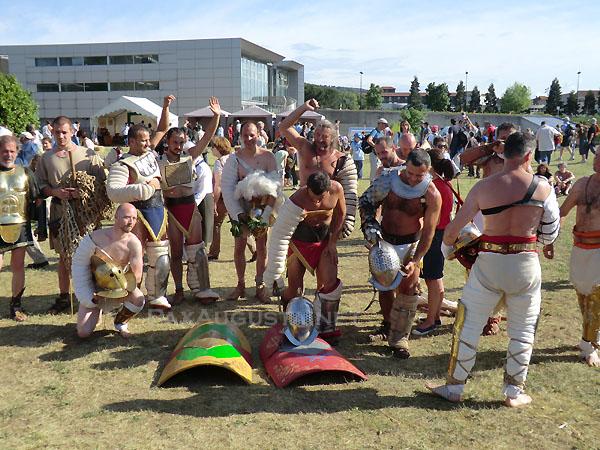 Gladiateurs Ars Dimicandi et Pax Augusta 12