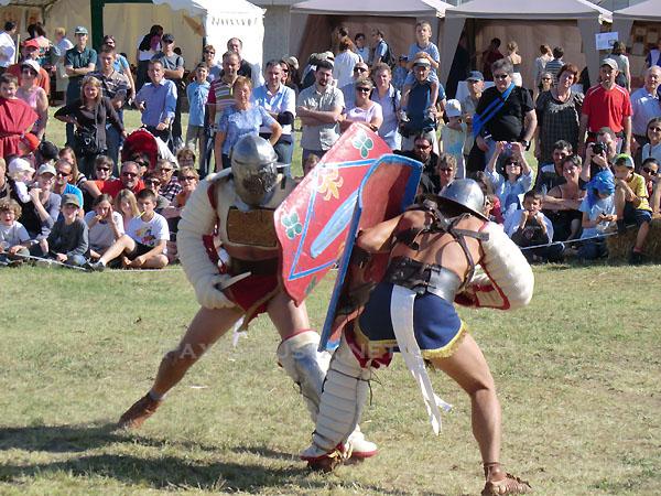 Gladiateurs Ars Dimicandi et Pax Augusta 2