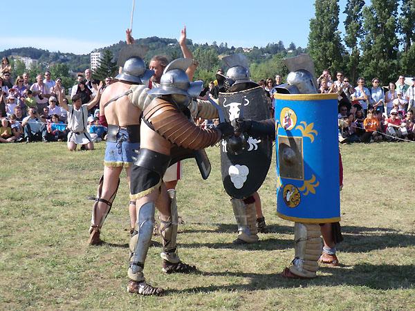 Gladiateurs Ars Dimicandi et Pax Augusta 3