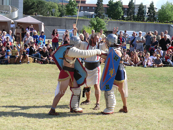 Gladiateurs Ars Dimicandi et Pax Augusta 4
