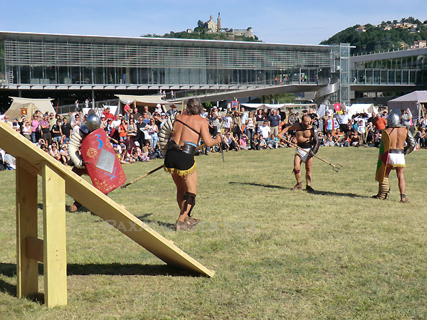 Gladiateurs Ars Dimicandi et Pax Augusta 7
