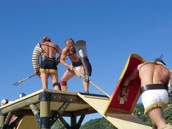 Gladiateurs Ars Dimicandi et Pax Augusta 8