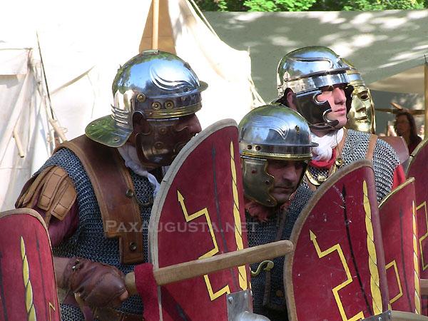 Mirbeau sur Beze legion 4