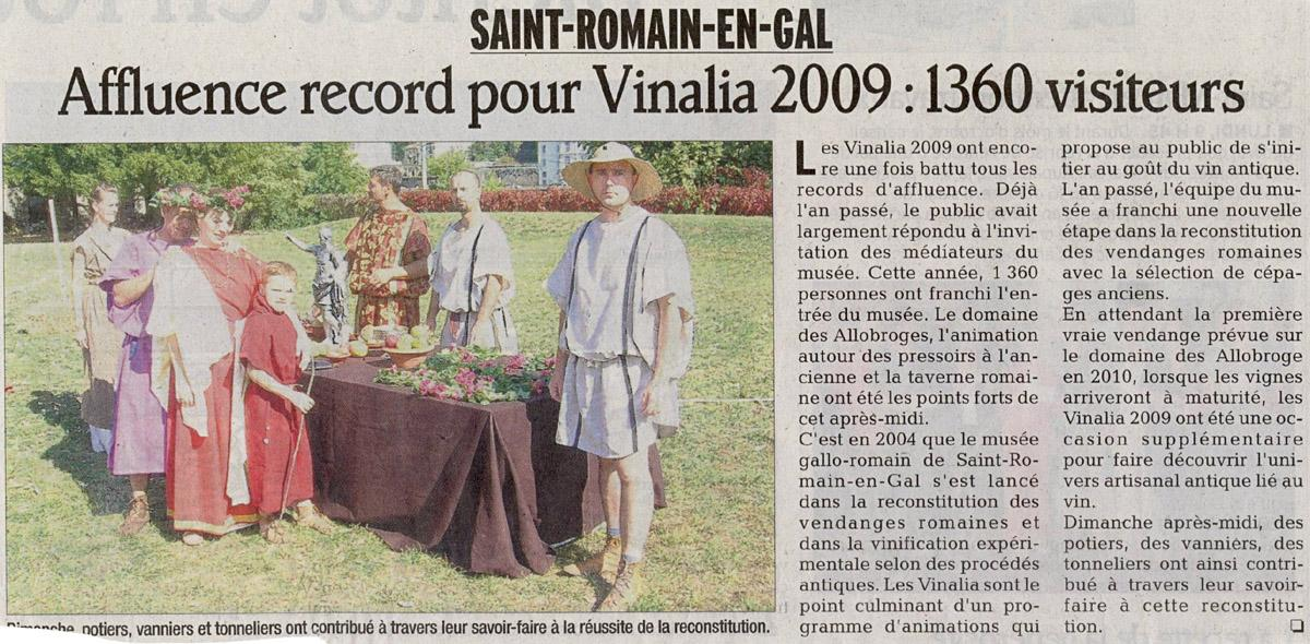 vinalia2009