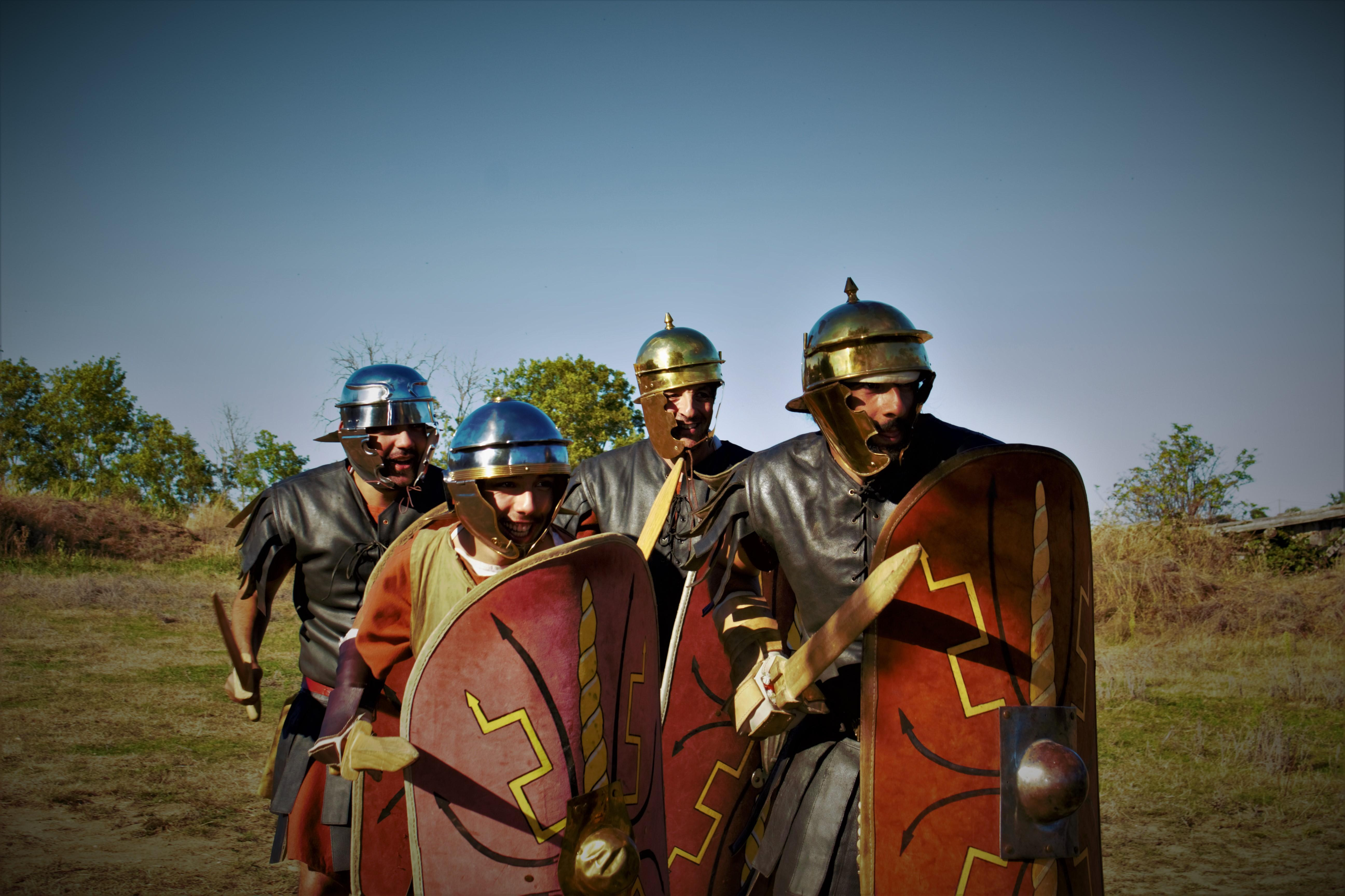 Combat vs Gaulois 1