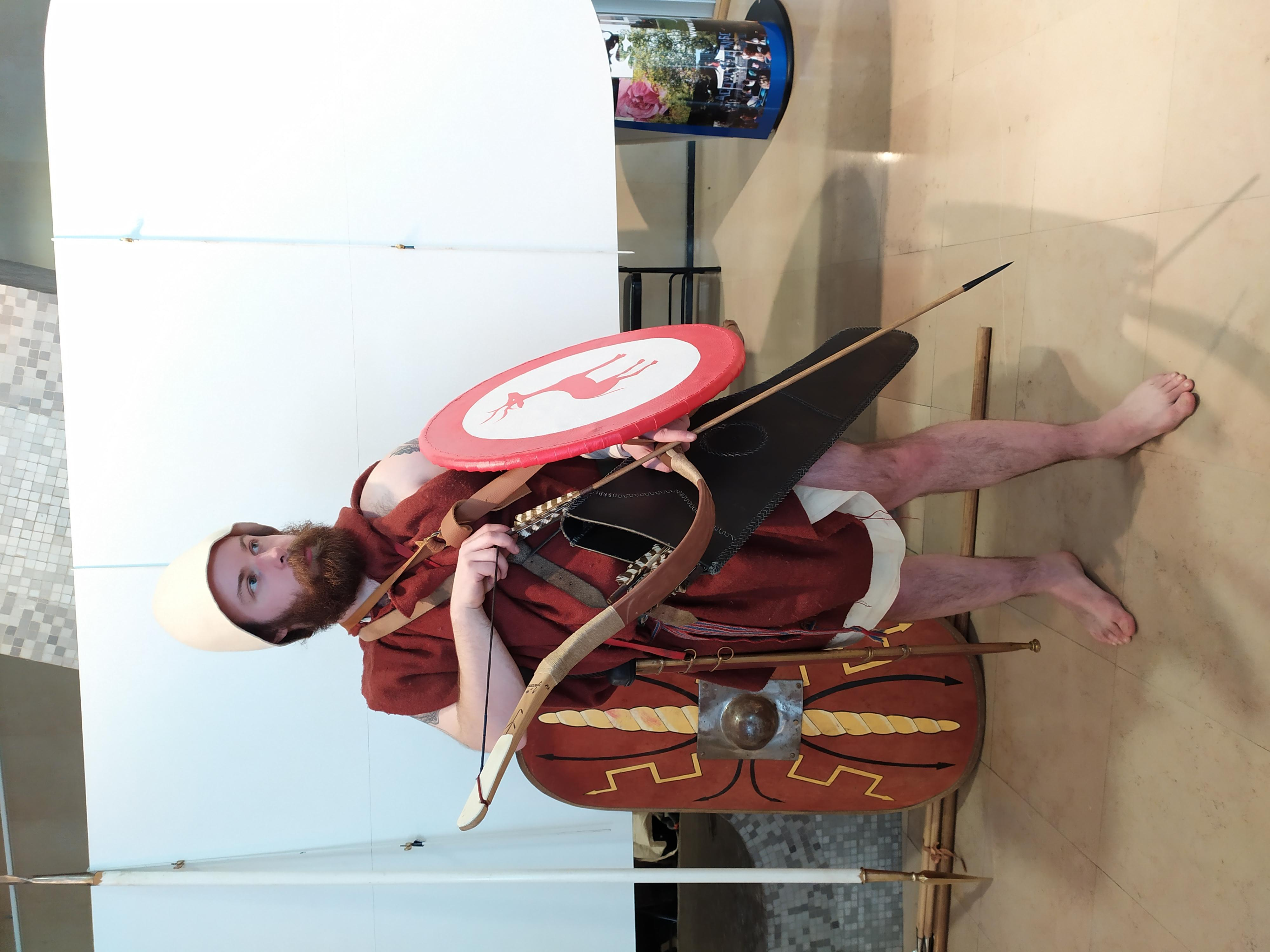 archer crétois