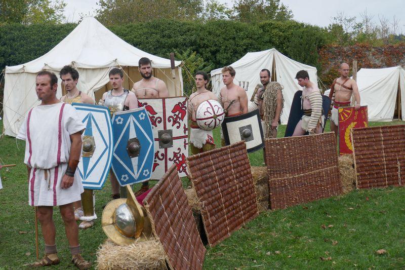 Gladiateurs Pax Augusta
